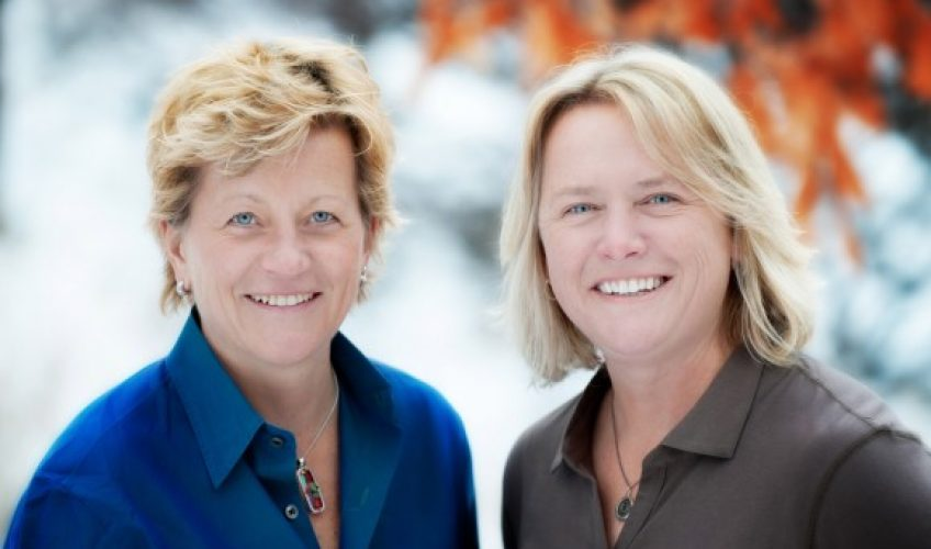 Dr. Lise Alschuler and Karolyn Gazella