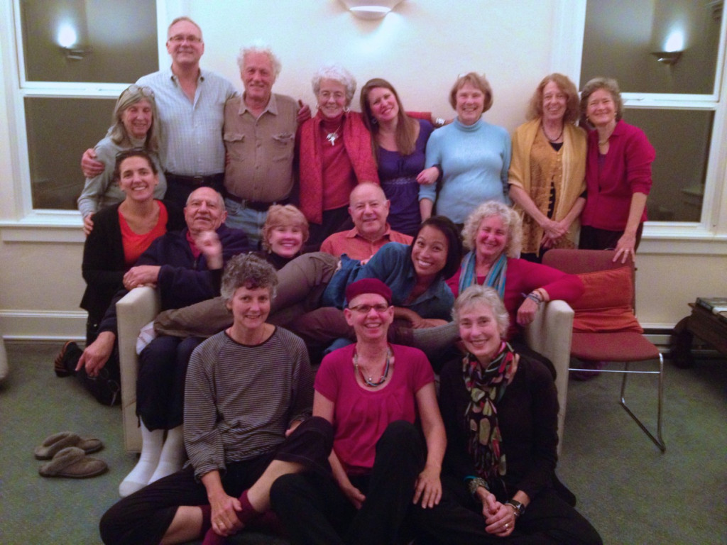 CHP Oct 2012 participants and staff